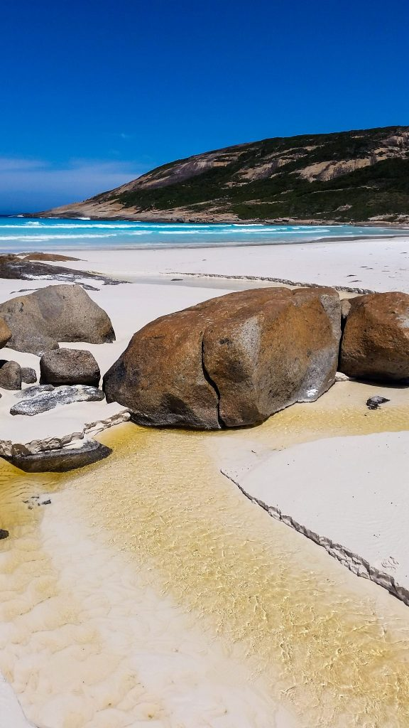 Cape Le Grande National Park, Esperance